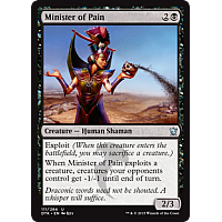 Minister of Pain