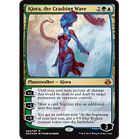 Kiora, the Crashing Wave ( Duel Deck )