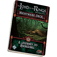 Lord of the Rings: The Card Game: A Journey to Rhosgobel (Nightmare Deck)