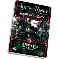 Lord of the Rings: The Card Game: The Hunt for Gollum (Nightmare Deck)