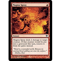 Magma Spray ( Foil )