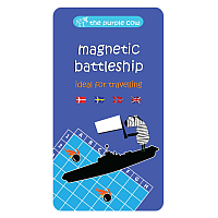 Magnetic Travel Games - Battleship
