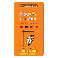 Magnetic Travel Games - Hangman