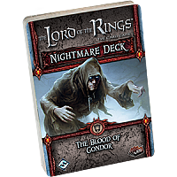 Lord of the Rings: The Card Game: The Blood Of Gondor - Nightmare Deck