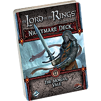 Lord of the Rings: The Card Game: The Morgul Vale - Nightmare Deck
