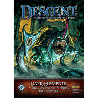 Descent: Journeys in the Dark (Second Edition): Dark Elements (Co-op Expansion)