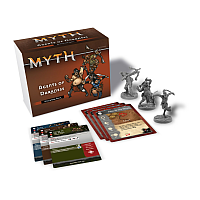 Myth: Agents Of Darkness