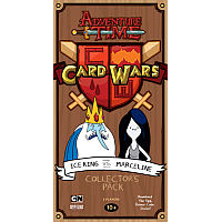 Adventure Time Card Wars - Ice King vs. Marceline
