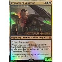 Dragonlord Silumgar (Dragons of Tarkir Prerelease Promo)