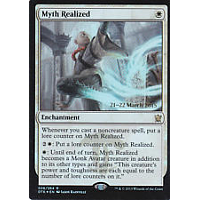 Myth Realized (Dragons of Tarkir Prerelease Promo)