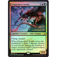 Dragonlord Atarka (Dragons of Tarkir Prerelease Promo)