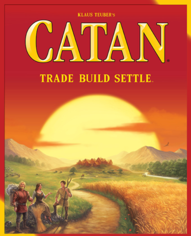 Catan - 5th Edition (Settlers of Catan)_boxshot