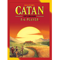 Catan:  5-6 Player Extension (5th Edition) (English Edition)