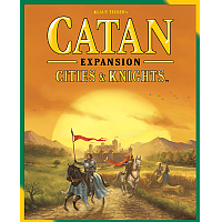 Catan: Cities and Knights 5-6 Player (5th Edition)