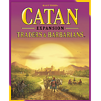 Catan: Traders and Barbarians (5th Edition)