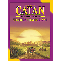 Catan: Traders and Barbarians 5-6 player (5th Edition)