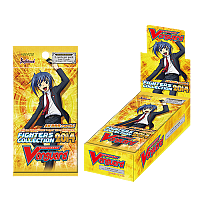 Fighters Collection 2014 booster box