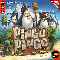 Pingo Pingo - Raiders Of The Golden Pineapple