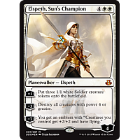 Elspeth, Sun's Champion ( Duel Decks: Elspeth vs. Kiora )