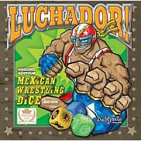 Luchador: Mexican Wrestling Dice (2nd Ed)