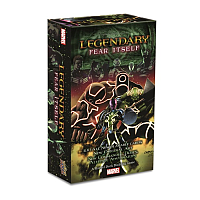 Legendary: A Marvel Deck Building Game: Villains - Fear Itself (Expansion)