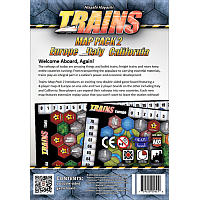 Trains: Map Pack 2 (Europe/Italy & California)