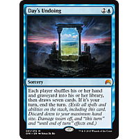 Day's Undoing (Foil)
