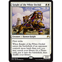 Knight of the White Orchid (Foil)