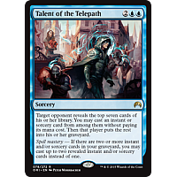 Talent of the Telepath ( Foil ) (Magic Origins Prerelease)