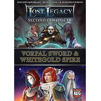 Lost Legacy - Second Chronicle: Vorpal Sword & Whitegold Spire