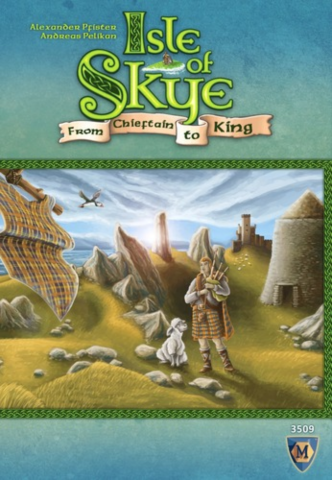 Isle Of Skye: From Chieftain To King_boxshot