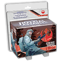 Star Wars: Imperial Assault - Echo Base Troopers Ally Pack