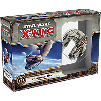 Star Wars: X-Wing Miniatures Game - Punishing One