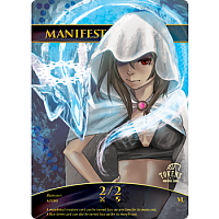 Tokens for MTG - Manifest Token