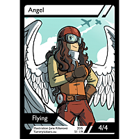 Yummy Tokens - Angel Token 4/4