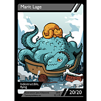 Yummy Tokens - Marit Lage Token 20/20