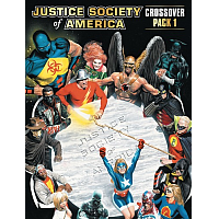 DC Comics Deck Building Game: Justice Society Of America (Crossover Pack 1)