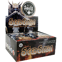 The Spoils - Seed Saga: The Descent of Gideon Display (24 boosters)