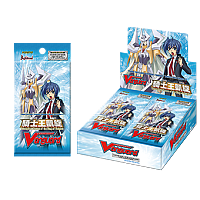 BT10 Triumphant Return of the King of Knights booster