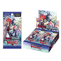 G Booster Pack vol. 3: Sovereign Star Dragon booster display