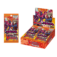 BT17 Blazing Perdition ver.E booster  pack