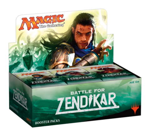Battle for Zendikar booster box_boxshot
