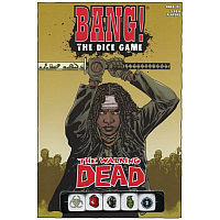 Bang! - The Dice Game: The Walking Dead
