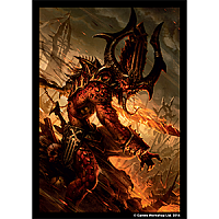 FFG - Warhammer 40,000 Card Sleeves: Chaos Daemons