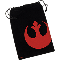 Star Wars Dice Bag: Rebel Alliance