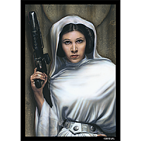 FFG - Star Wars Art Sleeves: Princess Leia