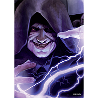 FFG - Star Wars Art Sleeves: Force Lightning