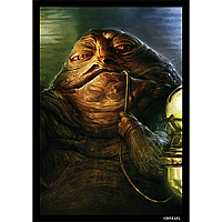 FFG - Star Wars Art Sleeves: Jabba the Hutt