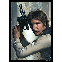 FFG - Star Wars Art Sleeves: Han Solo
