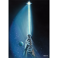 FFG - Star Wars Art Sleeves: Lightsaber
